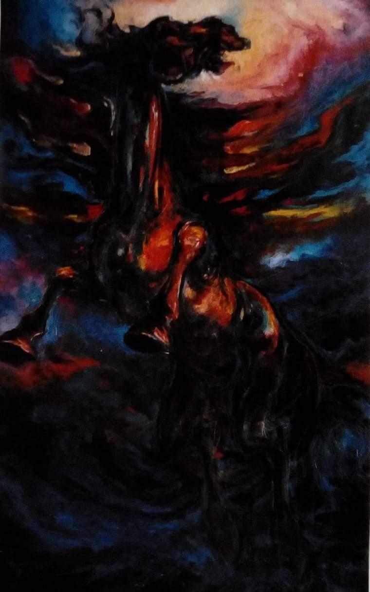 Pittura Gianni Argiolas